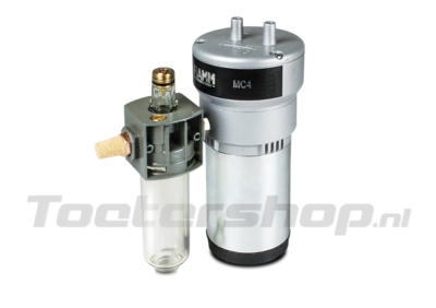 Fiamm MC4 system MC4/FD compressor and lubricator