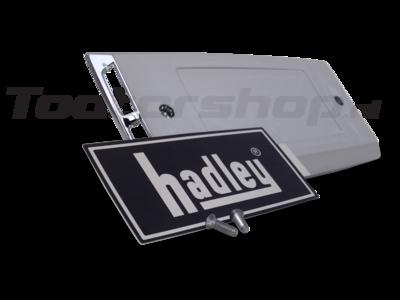 Hadley sneeuwkap H00977HB rectangular shield