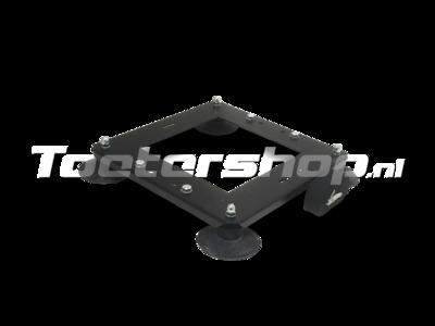 Dackdrager voor PA system geluidswagen