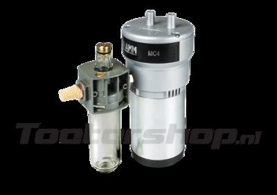 Fiamm MC4 system MC4/FA compressor and lubricator